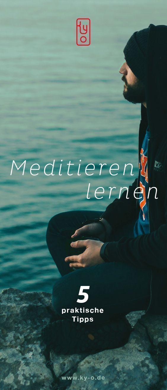 Meditieren lernen  das gilt es zu beachten   ky-o #beachten #das #gilt #kyo #ler…