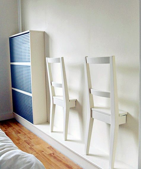 treasure hunting: chairs   Coat racks, Hanging chair and Diy wall