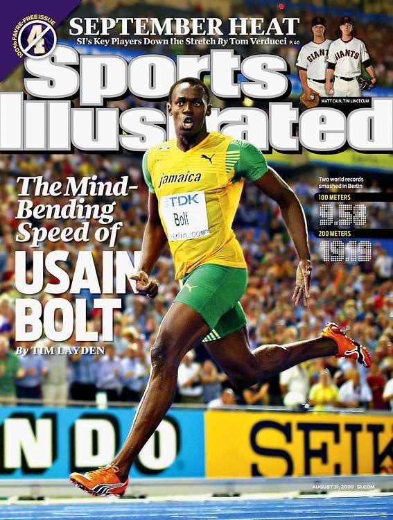 Usain Bolt Jamaica -- Track and Field In 2008, Bolt broke ...