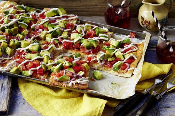 Unser beliebtes Rezept für Avocado-Pizza und mehr als 55.000 weitere kostenlose Rezepte auf LECKER.de.