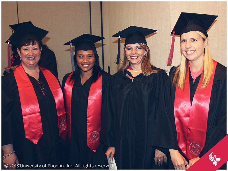 Beautiful smiles, ladies! #Commencement #UOPX | University of ...