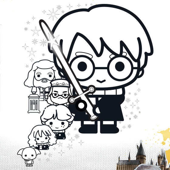 Harry Potter Funko Coloring Page Google Search Harry Potter Coloring Pages Coloring Pages Cool Coloring Pages