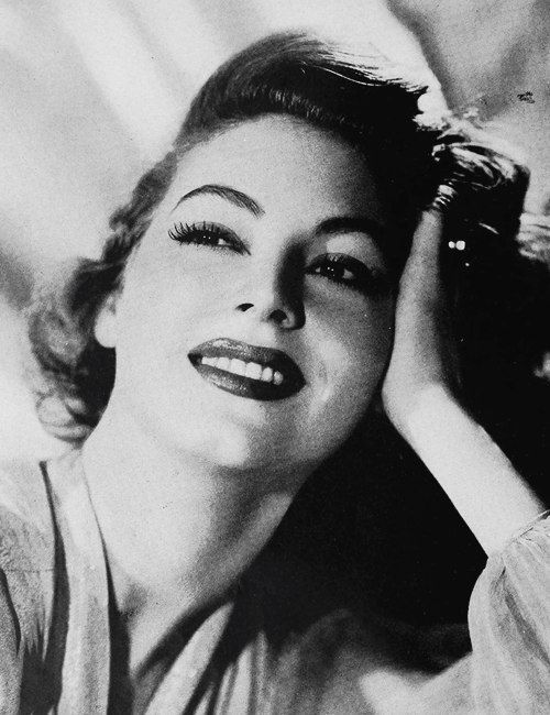 "ladycollector: "" Ava Gardner """