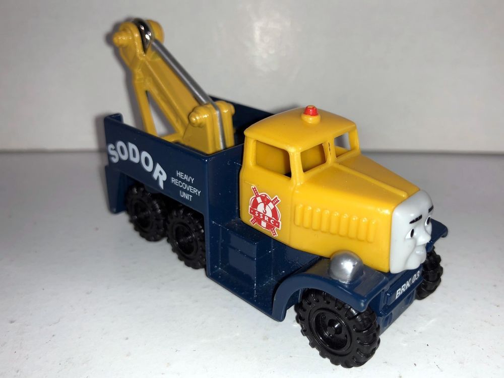 Thomas & Friends Train Die-Cast Metal Butch Tow Truck 2010