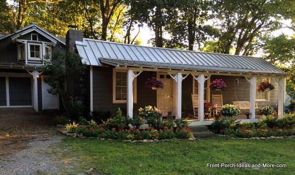 Ranch Home Porches Add Appeal And Comfort Ranch House Remodel Front Porch Addition Porch Remodel