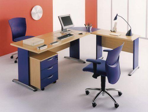 Elegantes Escritorios De Oficina Modernos.Escritorios Compartidos Muebles De Oficina Mobiliario