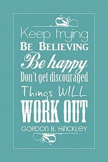 Gordon B Hinckley. Every time I see a quote of his, I remember how much I miss him.  Truly a remarkable man.