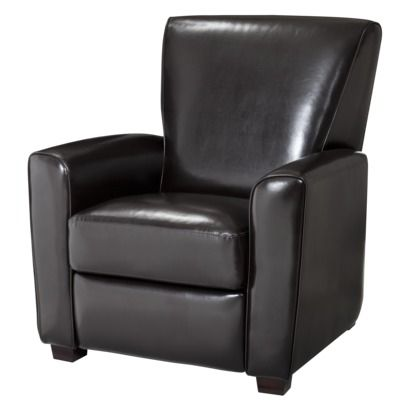 Threshold Nolan Recliner 279 99 Not A Lot Of Reviews But The Ones That Were There Good I D Go For Gray Or Cognac