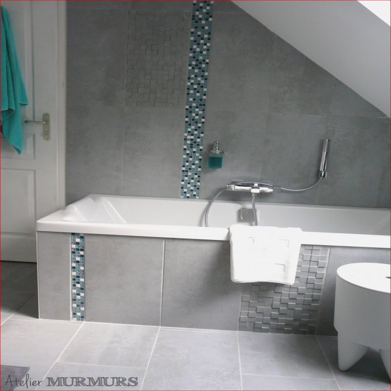 70 Carrelage Mosaique Salle De Bain Vert 2018 In 2020 Bathroom