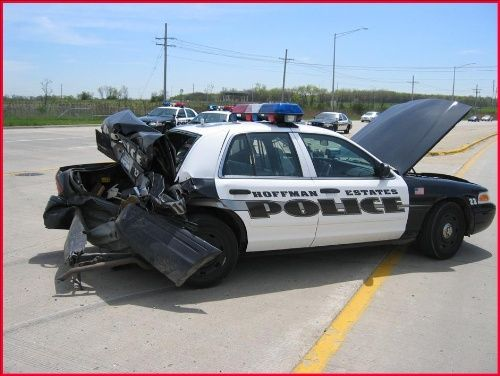 16,000 collisions each year involving emergency vehicles, 1000 result in injury
