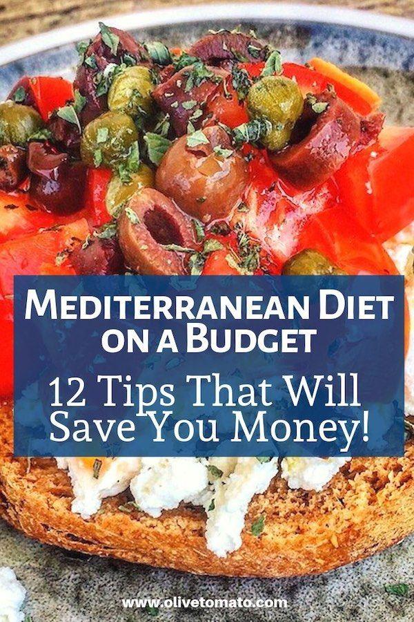 Photo of Die Mittelmeerdiät mit kleinem Budget: 12 Tipps, mit denen Sie Geld sparen können   Olive Tom…