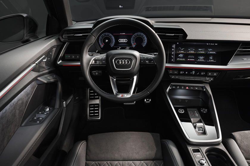 2021 Audi A3 Sedan Central Console Photo In 2020 Audi A3 Sedan Audi A3 Sedan