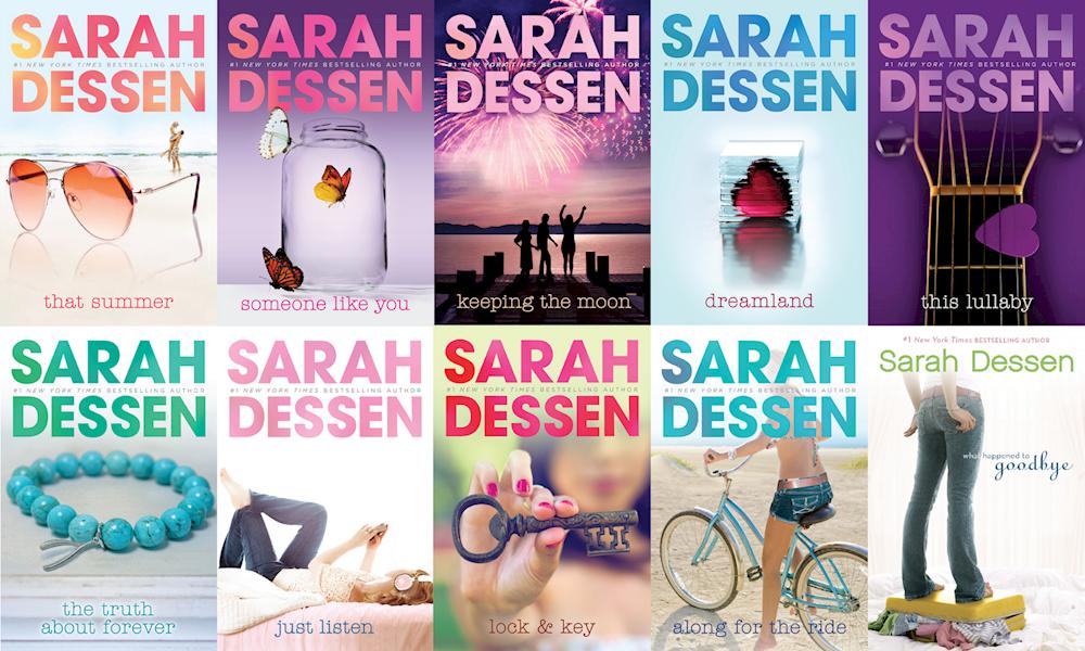 Thank You, Sarah Dessen