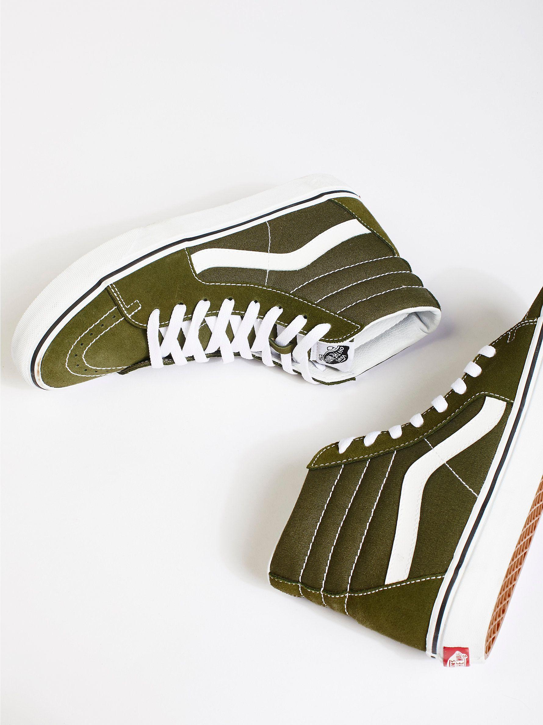 de27baff6bdaa2 Sk8-Hi Slim Hi Top Sneaker