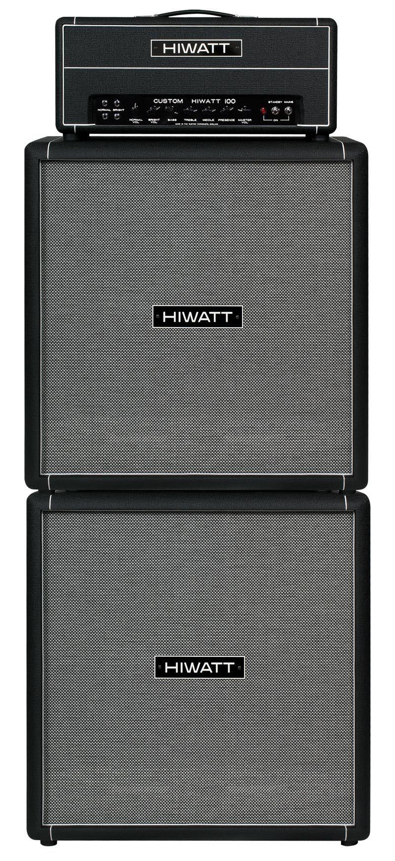 HIWATT Custom Hiwatt 100