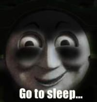 Thomas The Tank Engine Watches You With Images Thomas Meme