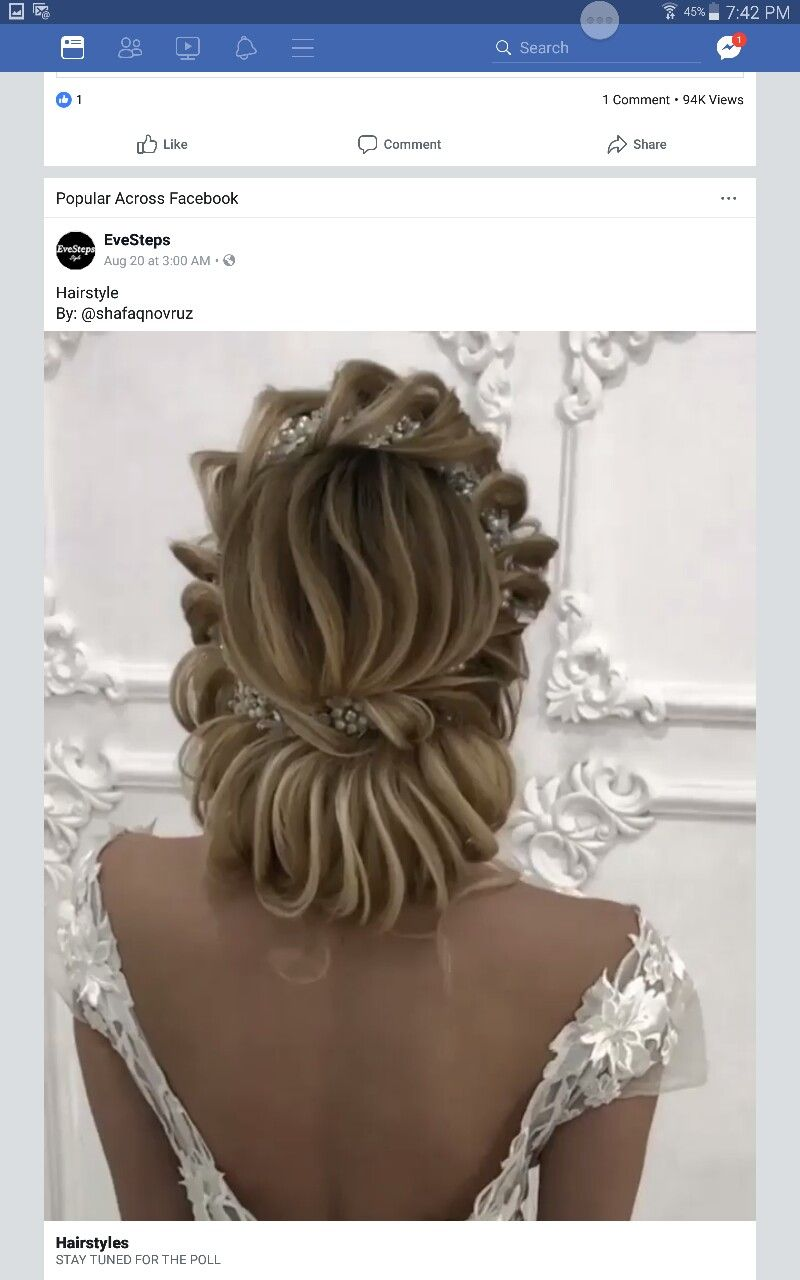 Pin By Hailey On Hairstyle Long Hair Wedding Styles Wedding Hair Inspiration Hairdo Wedding