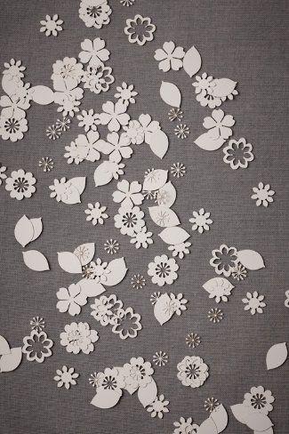beautiful laser cut table confetti bhldn find awe inspiring wedding ideas in