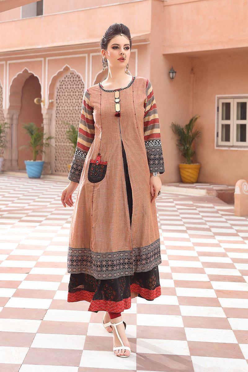 62f17df1c2 Buy kurtis online | Designer kurtis Printed Kurti Designs, New Kurti  Designs, Dress Designs