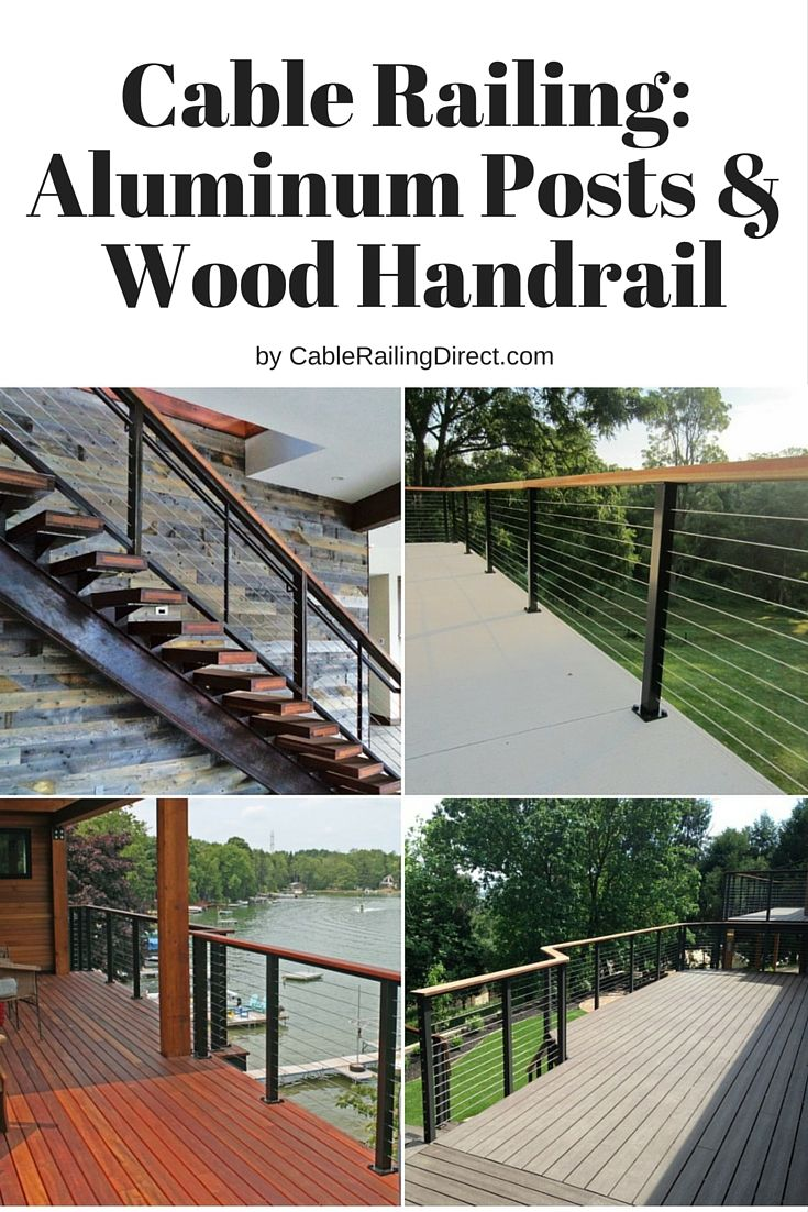 Cable Railing Project Gallery | Cable Railing Systems by CRD