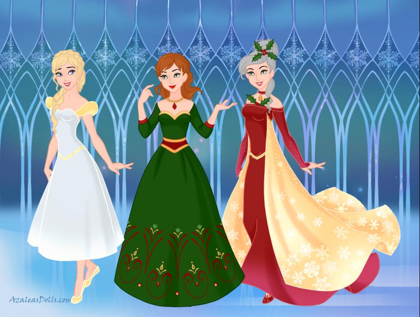 A Christmas Carol Spirits.Three Spirits Of Christmas From Barbie In A Christmas Carol