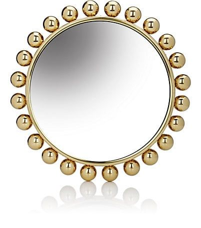 Fornasetti Brass-Framed Collier Mirror - Wall Décor - 503023745