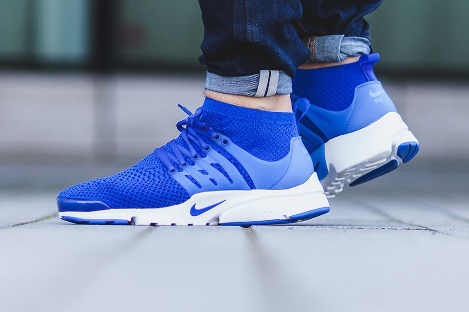 ... flyknit racer blue shoes at mr. shoes nike unveils two more air presto  ultra flyknits ...