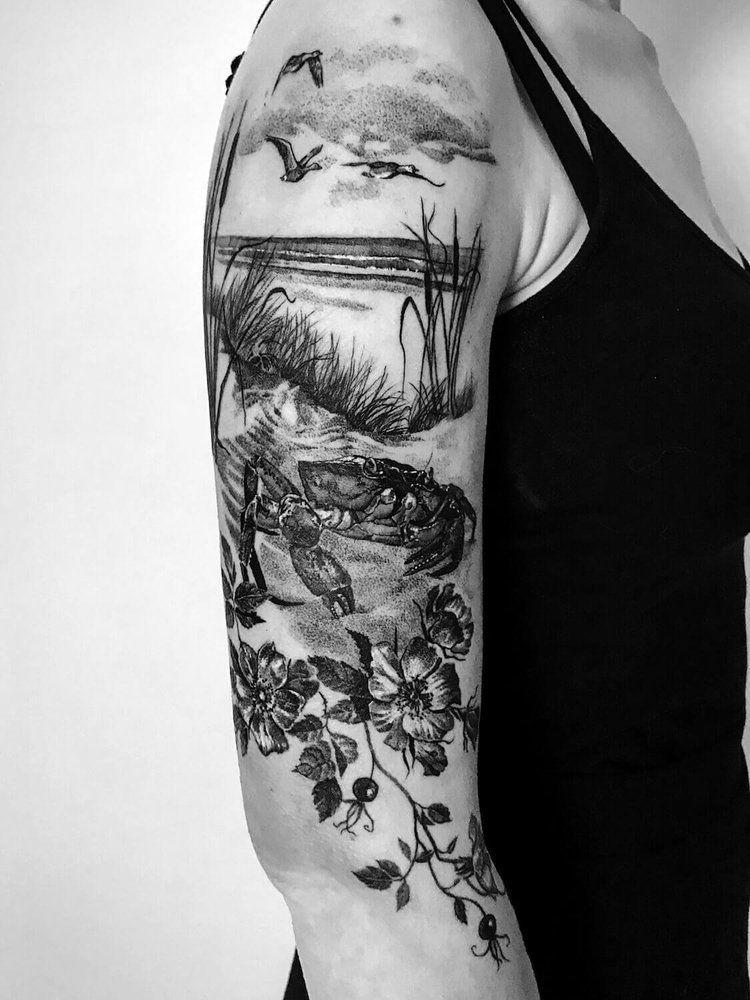 Pin auf Fineline Tattoos