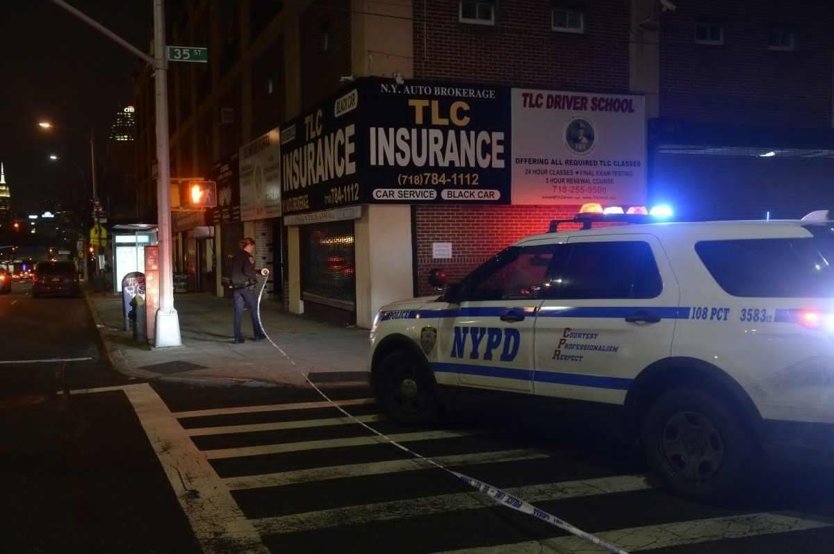 Hitandrun driver severely injures man in queens hit