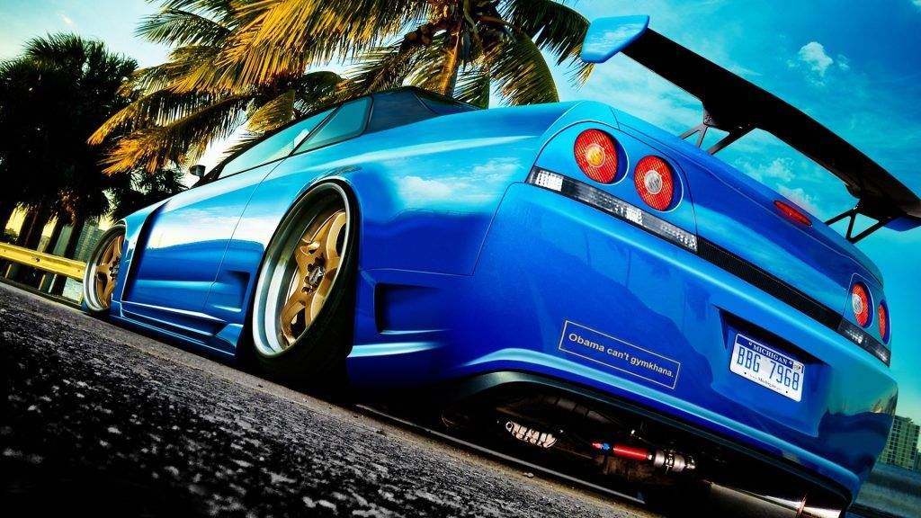 Car Wallpapers 68 Full Hd Quality With Images Nissan Skyline