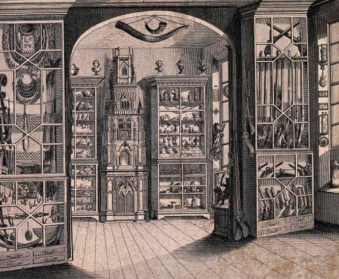 Richard Greene, Museum Lichfield
