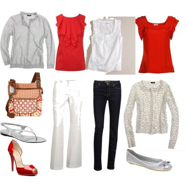 Capsule wardrobe - Summer #travelwardrobesummer Capsule wardrobe - Summer by minime80 on Polyvore #travelwardrobesummer