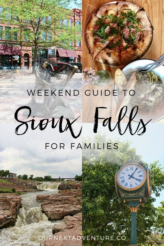 Weekend Guide To Sioux Falls For Families
