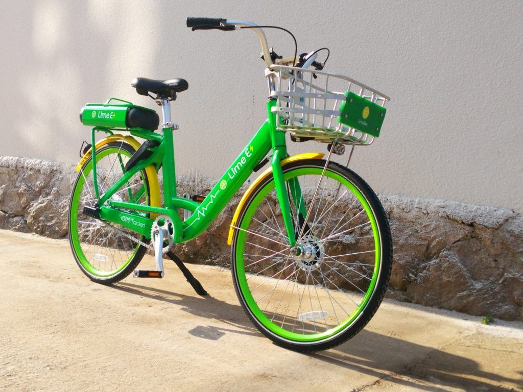 Google Maps Shows Lime Bikes And E Scooters In 80 New Cities Bmx