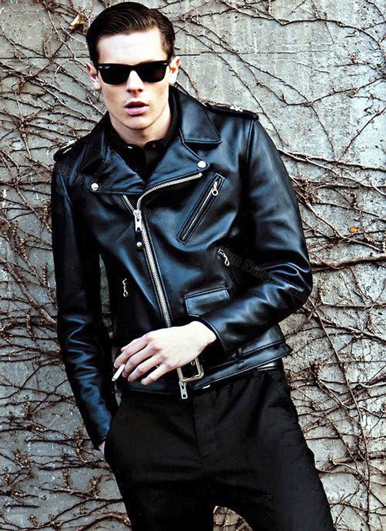 I Understand Wish To Continue Photo Leather Jacket Men Style Leather Jacket Men Leather Jacket Street Style [ 1761 x 1280 Pixel ]