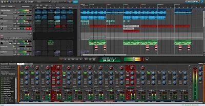 HACK Acoustica Mixcraft Pro Studio 7.7.311 Multilingual