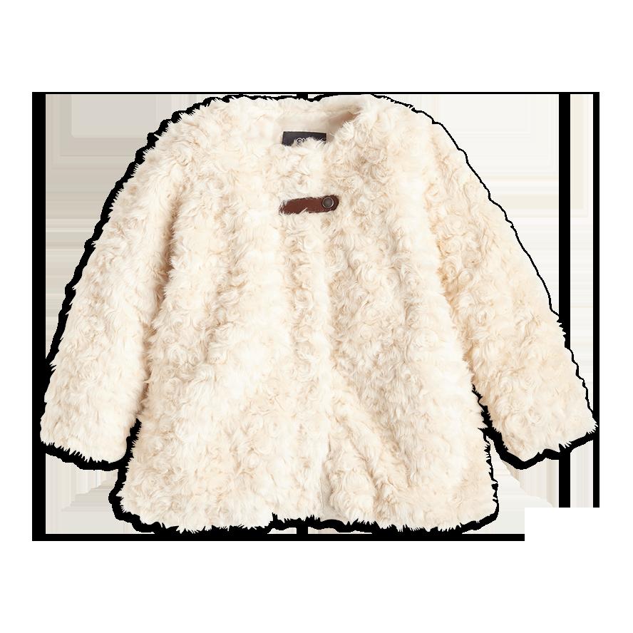 Fur Coat White Png Image White Fur Coat Faux Fur Jacket Fur Coat