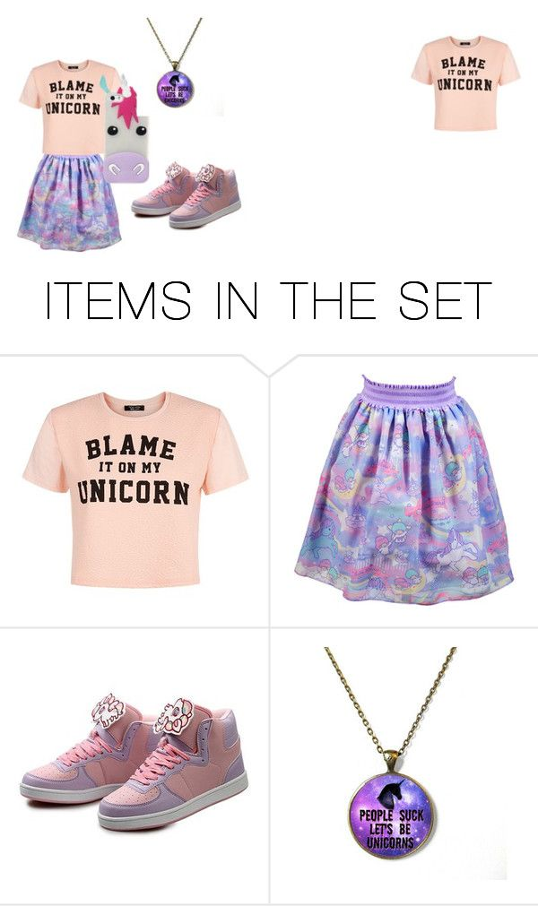 """""""UnicornLife"""" by flufflepuff101 ❤ liked on Polyvore featuring art"""