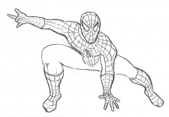 13 Beau De Coloriage Spiderman Homecoming Photographie en 2020 | Coloriage spiderman, Image ...