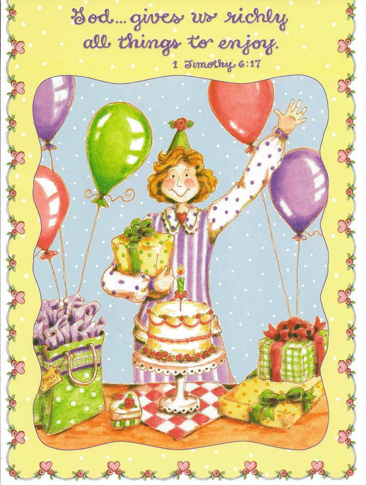 Leanin tree 45904 birthday card by karla dornacher