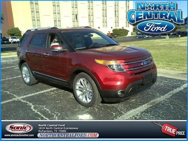 Navigate The Roads In A 2014 Ford Explorer Ford Explorer