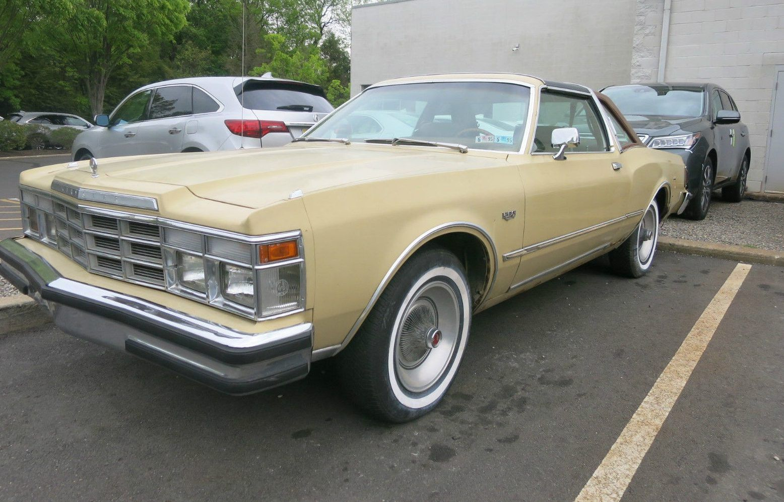 The Rare Spec 78 Chrysler Lebaron 4 Speed With Images