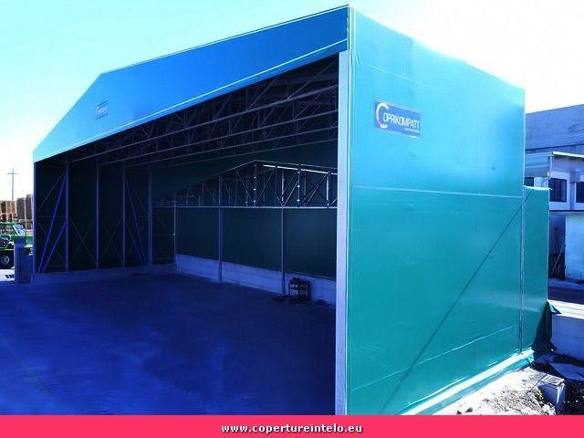 Tettoie Mobili ~ Coperture in telo coperture mobili tunnel mobili tunnel mobile in