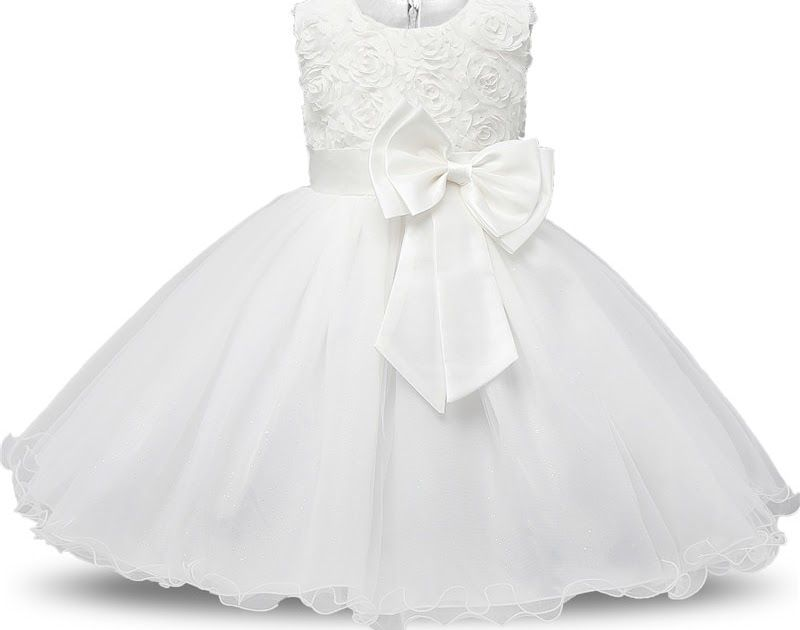 Big Discount Aini Babe 1 Year Birthday Party Little Dress Baby Girl  Christening Gowns Kids Events Party Wear Clothes Girls Boutique Clothing bc327b42c6e5