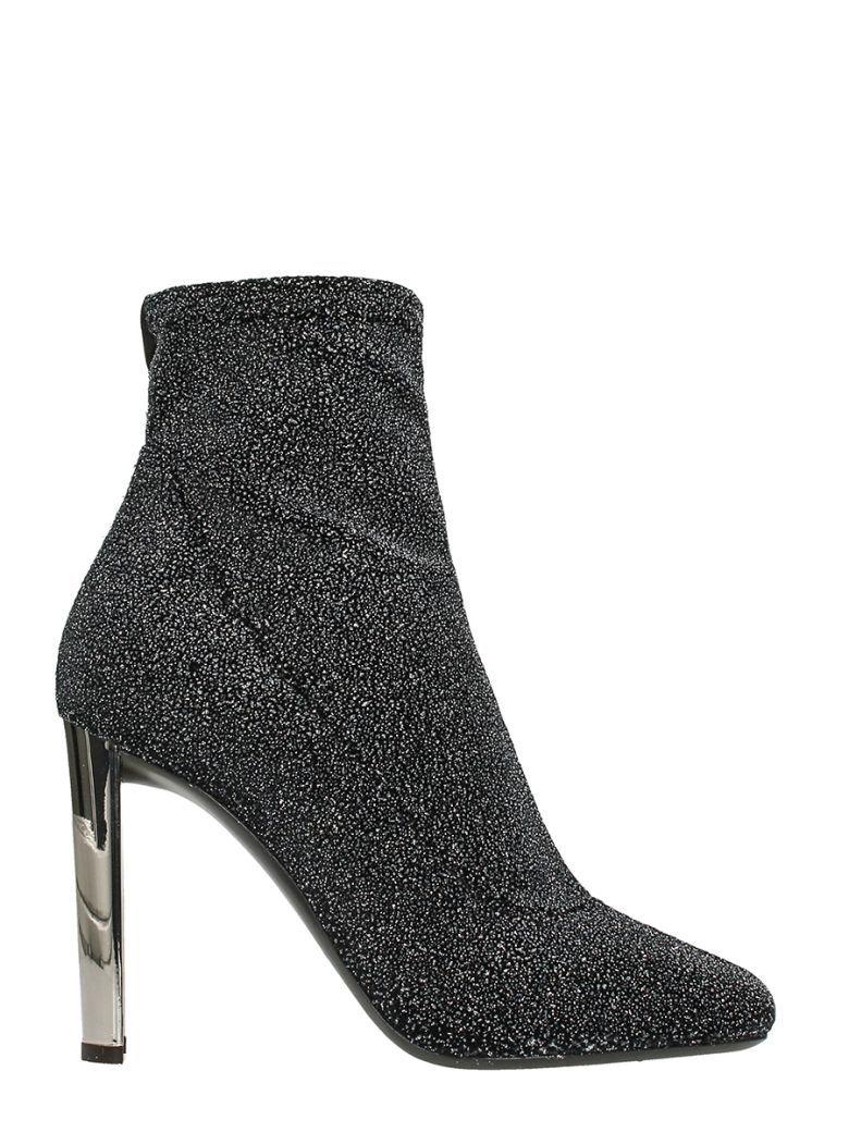 Giuseppe Zanotti Glitter Ankle Boots pTHyXaqCM