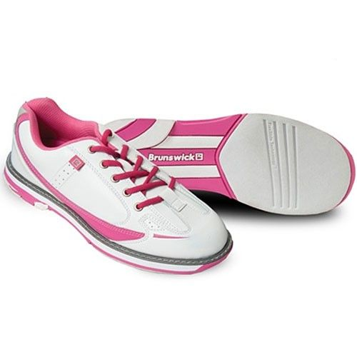Brunswick Curve Pink Womens Bowling Shoes | Bowling | Pinterest ...