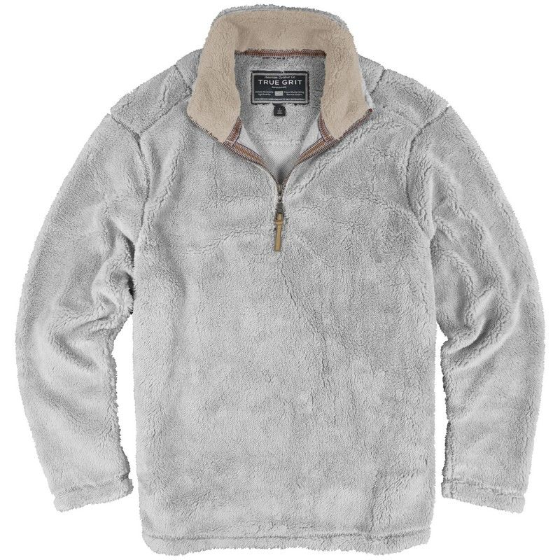 Super soft fleece! True Grit Pebble Pile 1/2 Zip Fleece Pullover ...