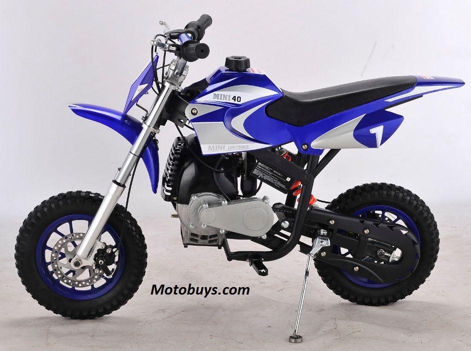 Jet Motor 49cc 4 Stroke Mini Dirt Bike Coolster Kids Pit Bike