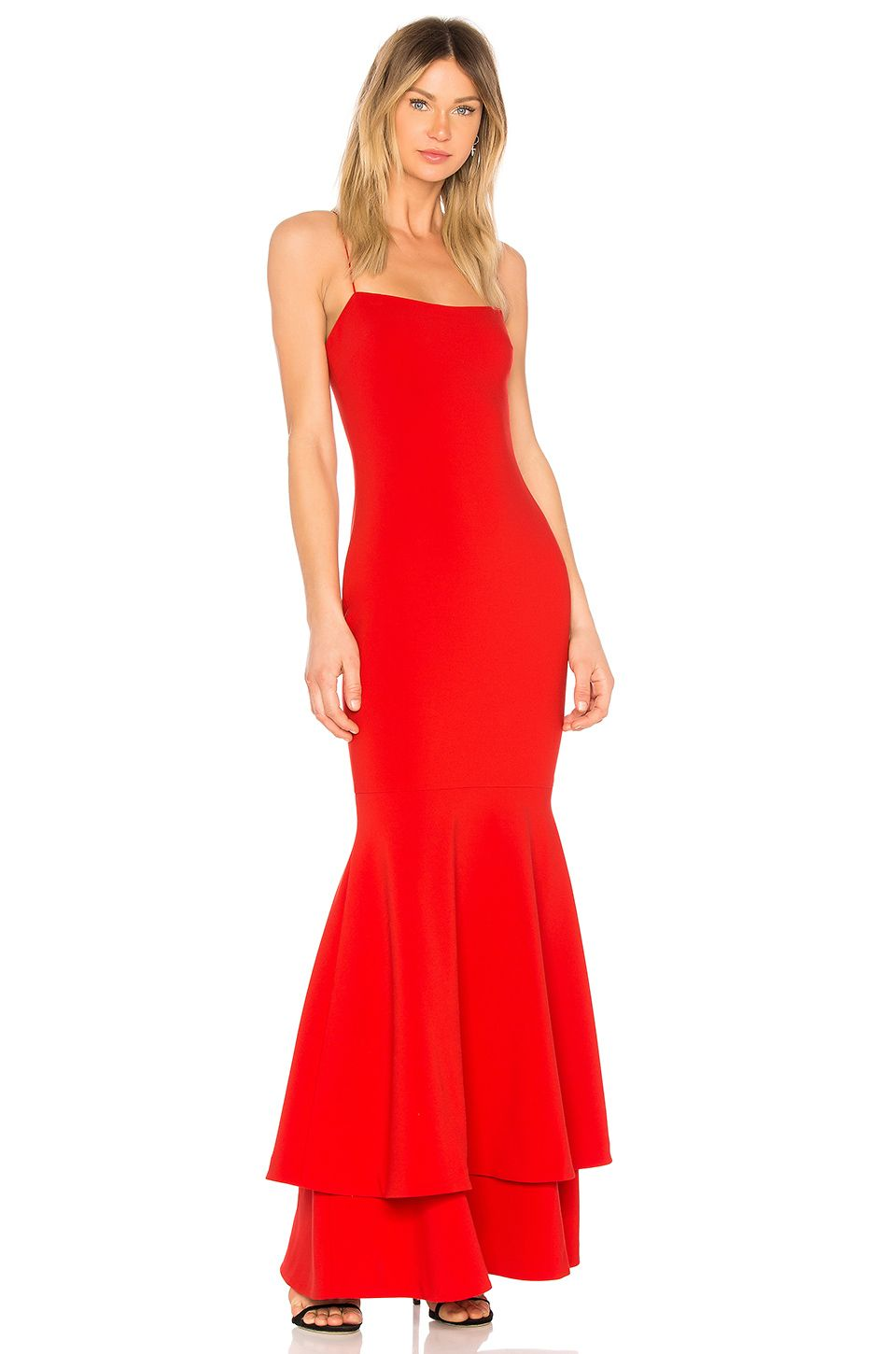 3c7694a8982a4 LIKELY AURORA GOWN.  likely  cloth