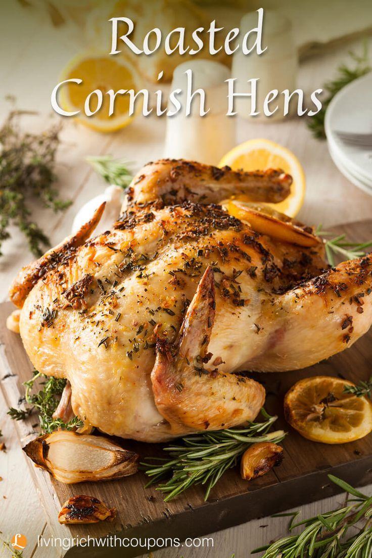 Roasted Cornish Hens Recipe Whole Roasted Chicken Herb Roasted Chicken Cornish Hen Recipe